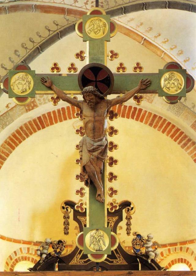 Triumphkreuz Pfarrkirche Altenkirchen