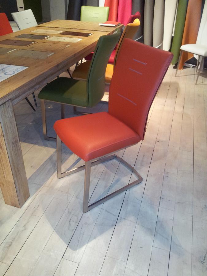 Stuhl Rot