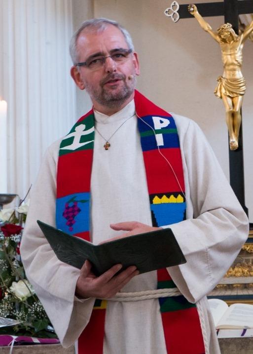 Pfarrer Christoph Weber