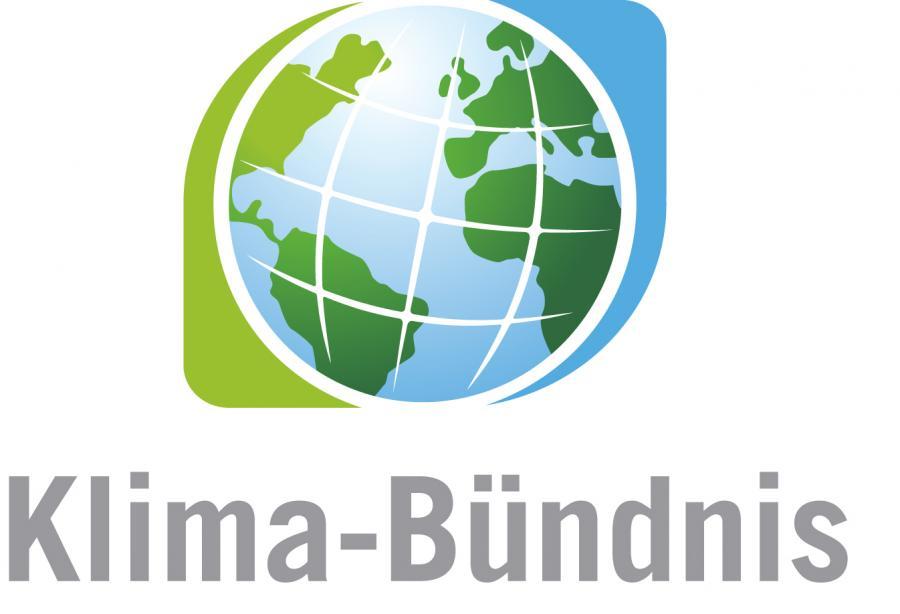Logo des Klima-Bündnis