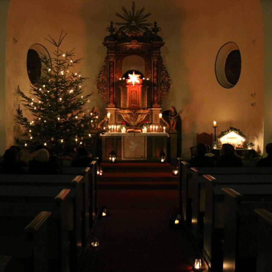 Heiligabend in Kremmen und Sommerfeld