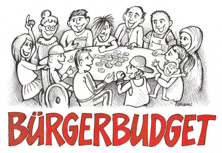 Bürgerbudget 2015 neu