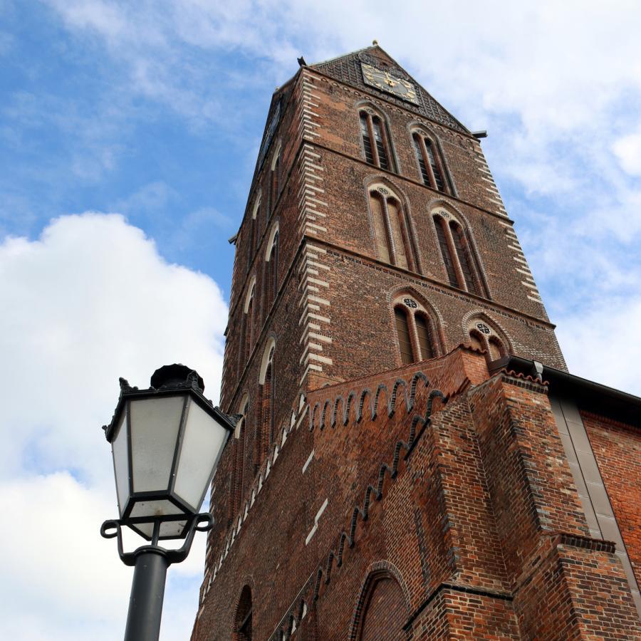 Gemeindefahrt nach Wismar am 20.08.2016