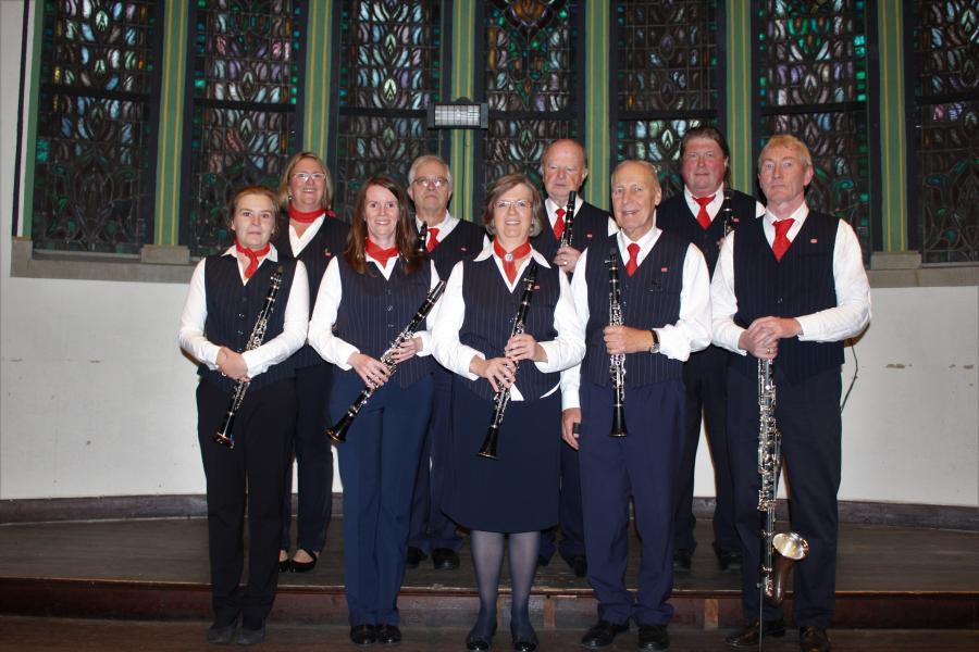 Die Klarinetten