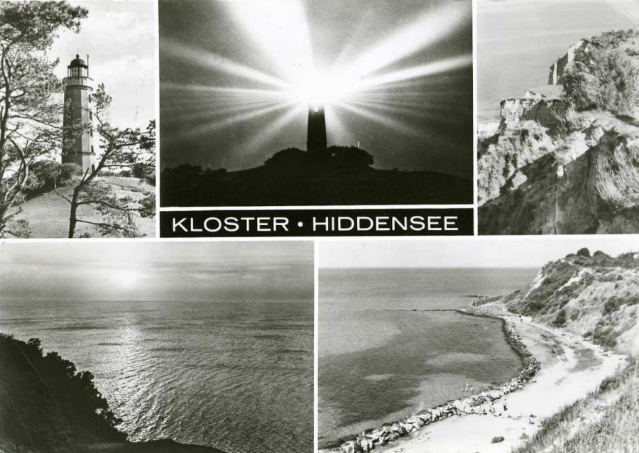 Kloster Hiddensee