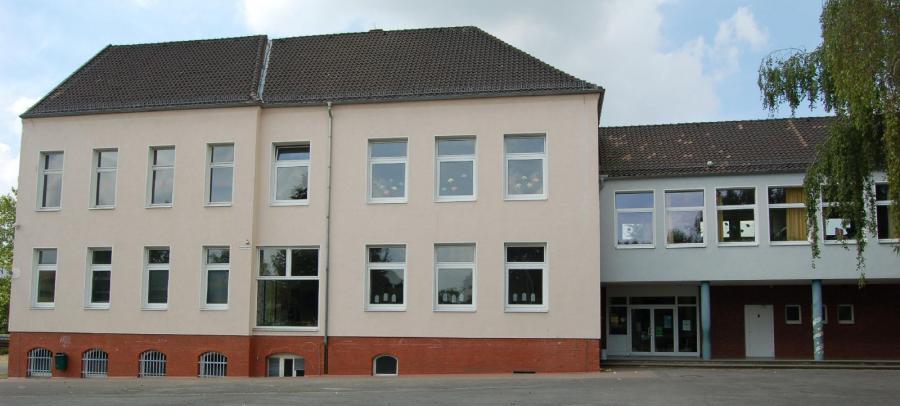 Schulgebäude 2003