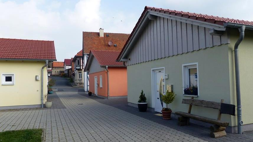 "Altersgerechtes Wohnprojekt d. ""Stiftung Landleben"""