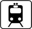 Bahn-Entfernung