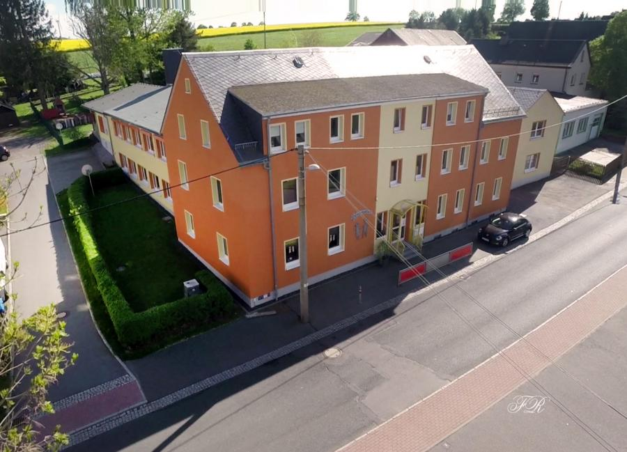 Kinderland Berthelsdorf... von oben
