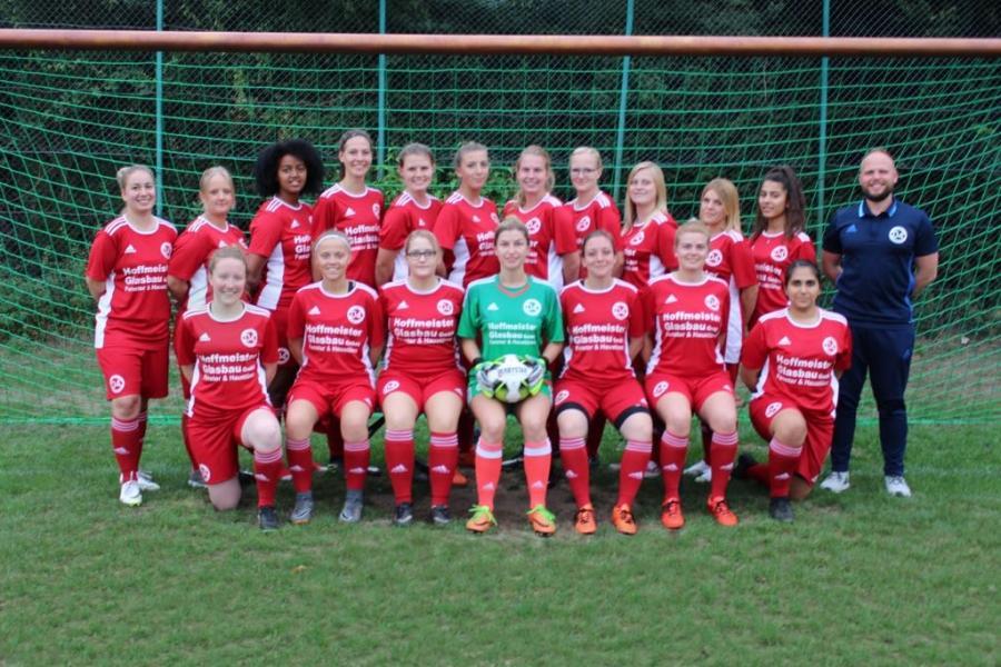 2. Frauenmannschaft 2018/2019