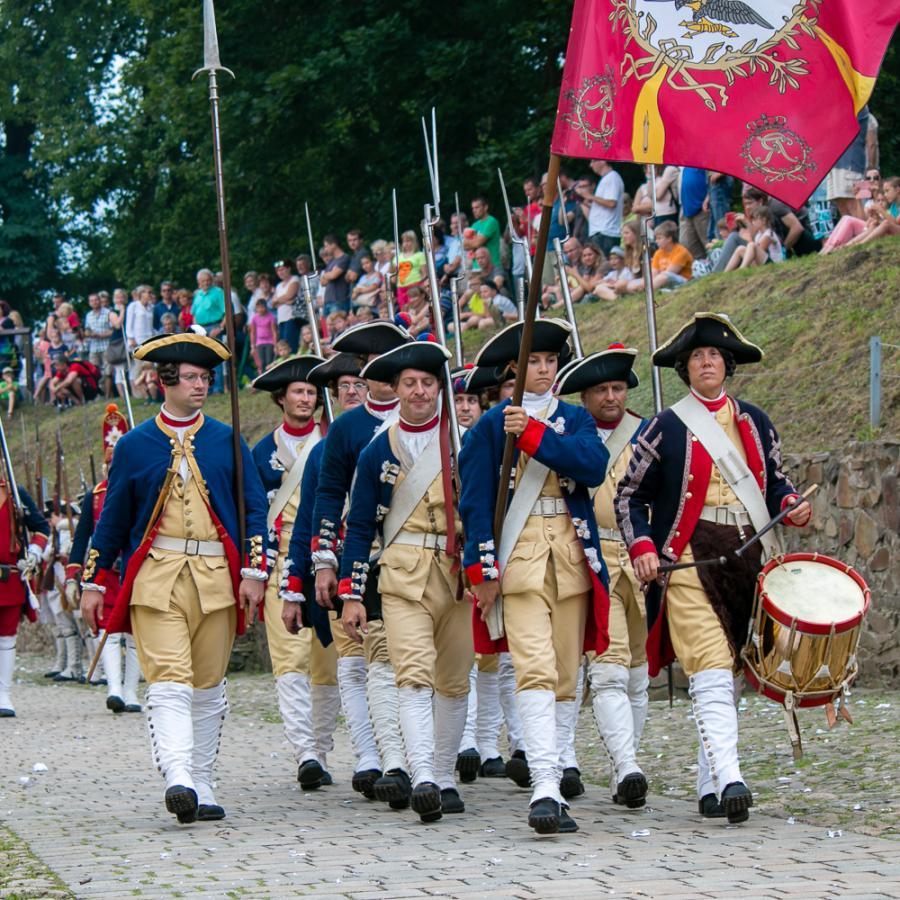 Festungsspektakel_Schaugefecht_ Foto Museum OSL