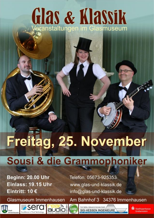 Sousi & die Grammophoniker