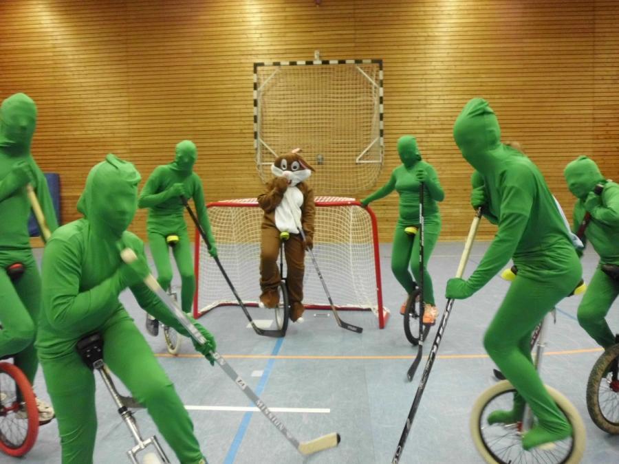 Hockey Bewerbung