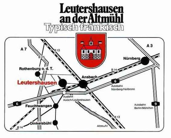 Leutershausen an der Altmühl