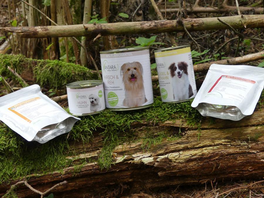 Xantara gesundes Hundefutter