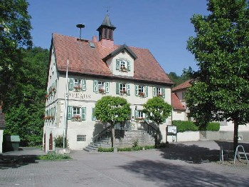 """Zyllhardt´sche Schloss (""""altes"""" Rathaus)"""