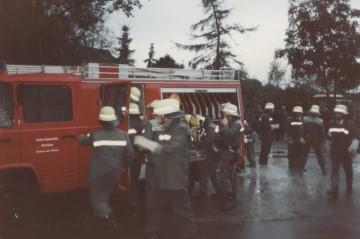 Leistungsprüfung Silberbeil 20.09.1990 Niehuus