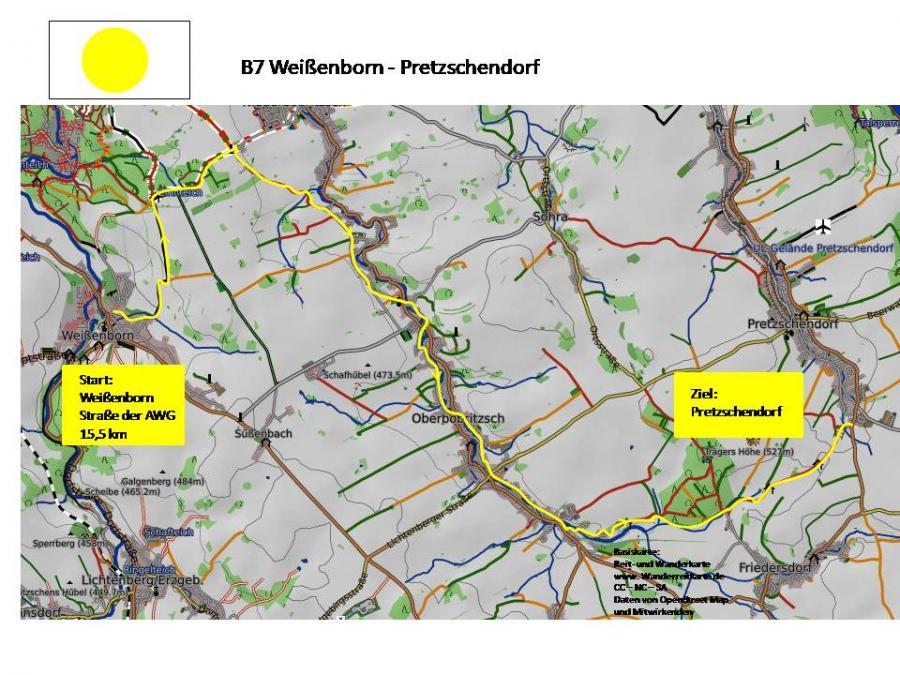 Weißenborn Pretzschendorf