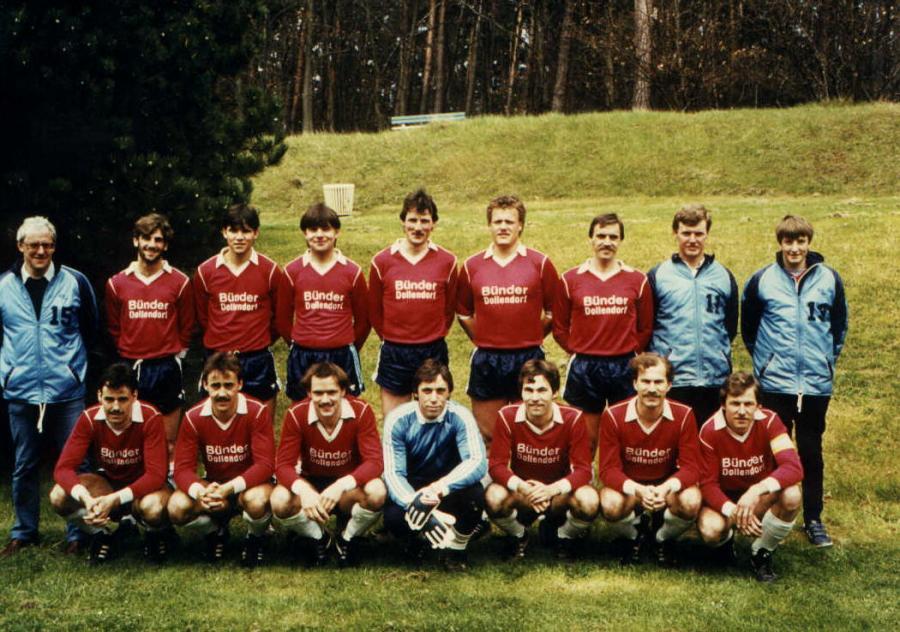 Aufsteiger 1984/85