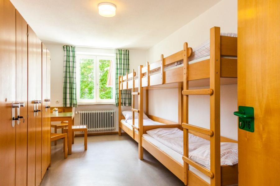Jugendherberge Bayerisch Eisenstein- Zimmer