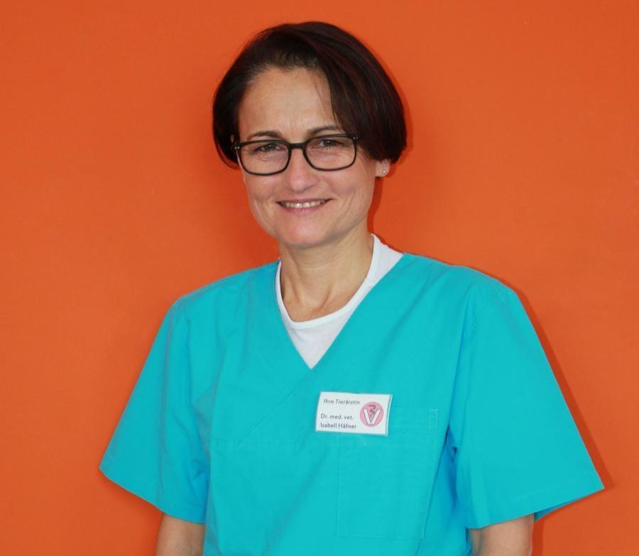 Dr. Isabell Häfner (Tierärztin)