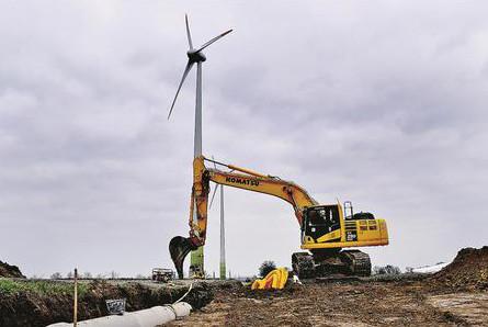 Weg frei für neue Windräder