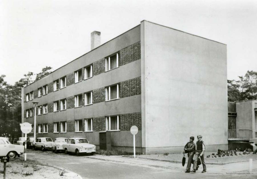 Baabe  Rügen 1975