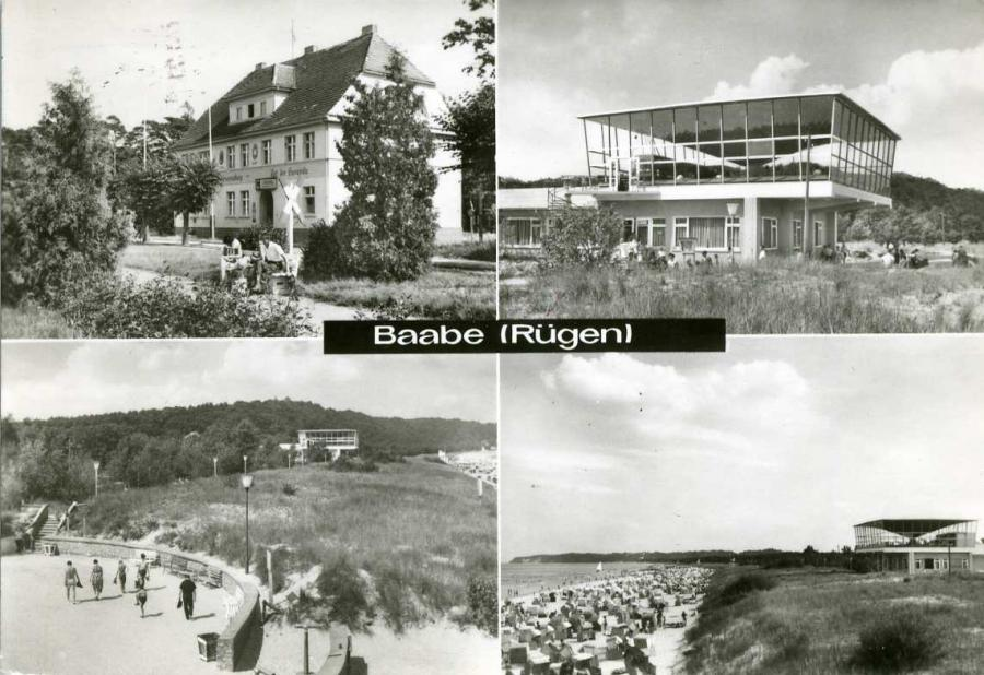 Baabe (Rügen) 1970
