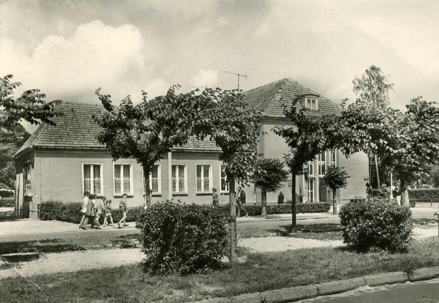 Baabe Reichsbahn-Erholungsheim