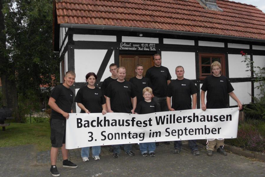 Backhausfest-Team