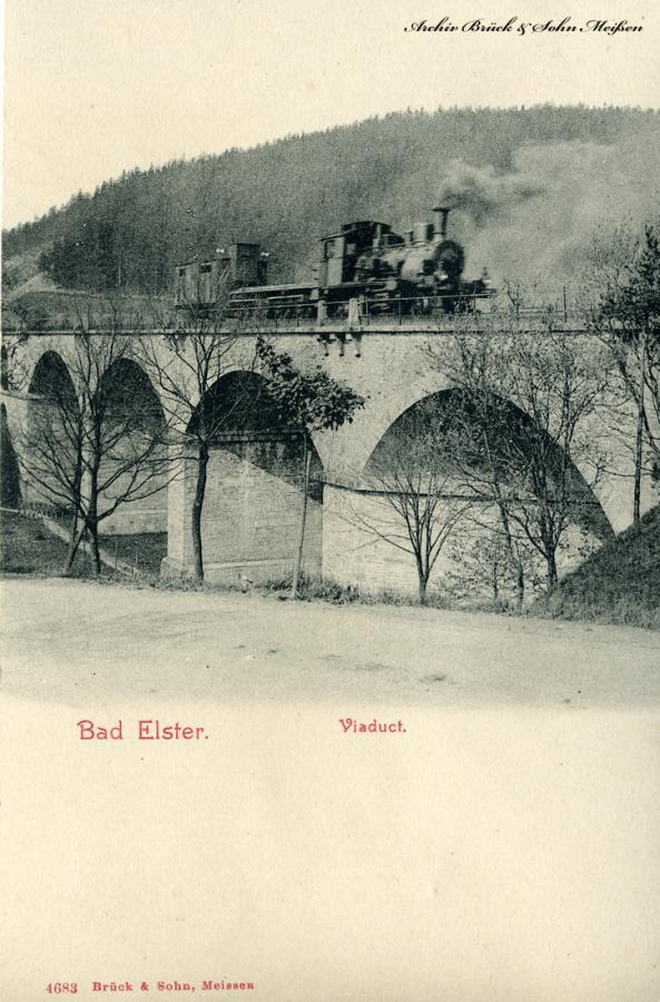 Bad Elster Viaduct