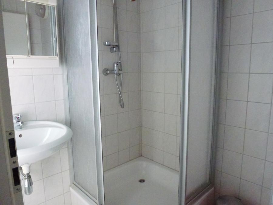 Dusche u. WC