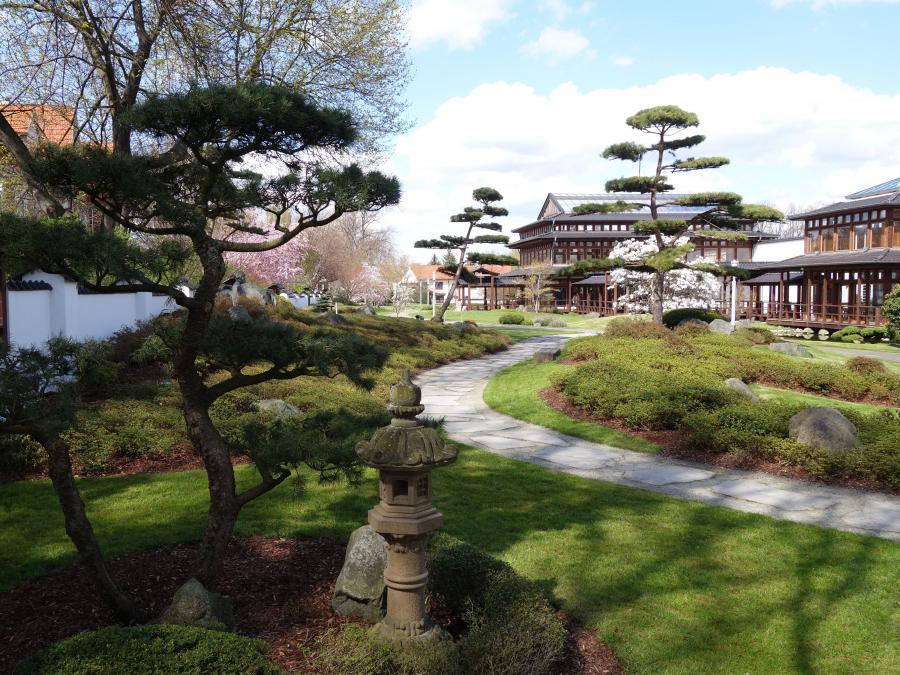 Bad Langensalza Japanischer Garten