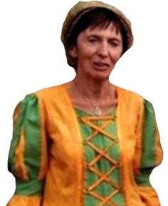 Bärbel Weist Vorsitzende des Kultur- u. Denkmalvereins