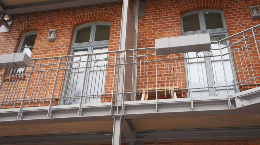 Königstraße 32 - Balkone