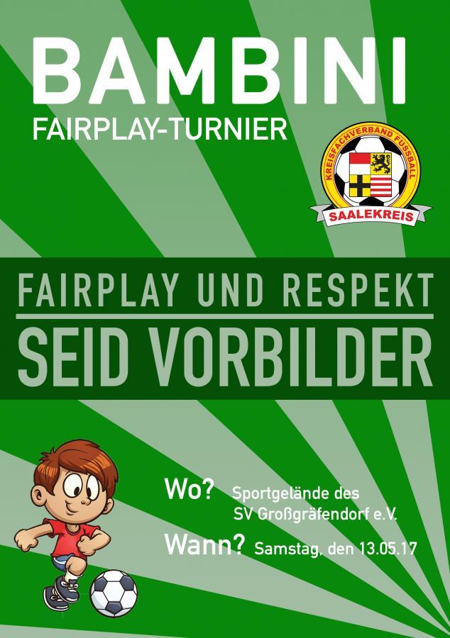 Bambini Plakat Großgräfendorf