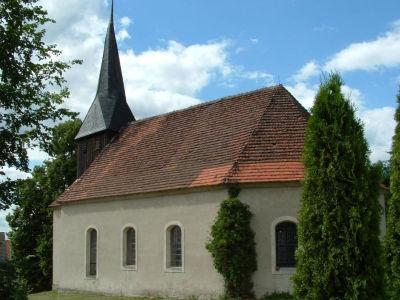 Dorfkirche Bamme1