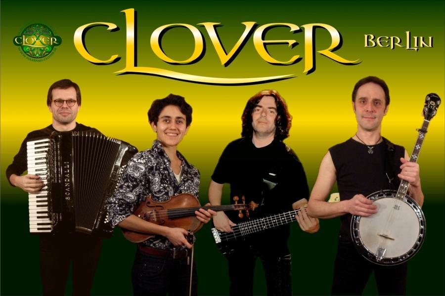Band Clover © Kalle CLOVER 2019