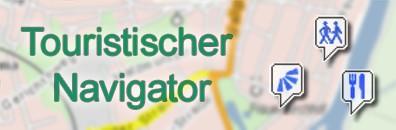 Touristischer Navigator