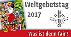 Banner Weltgebetstag
