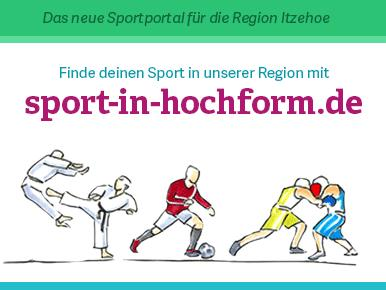 Banner Sportportal Region IZ