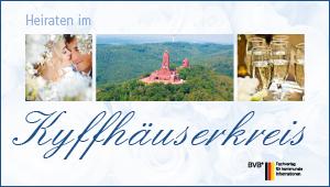 Hochzeitsbroschüre des Kyffhäuserkreises