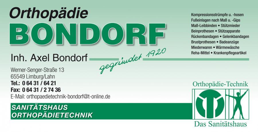 Orthop Bondorf