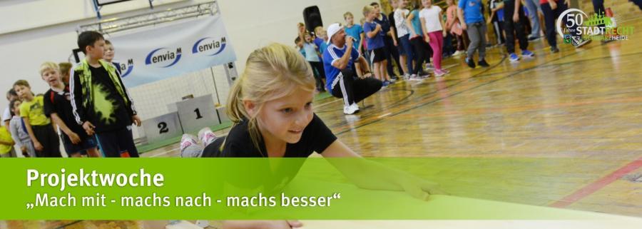 Projektwoche Grundschule Wandelhof