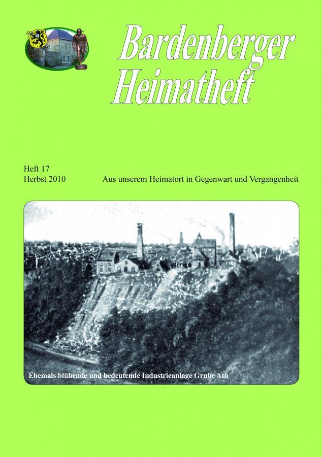 Titelseite Heft 17/2010