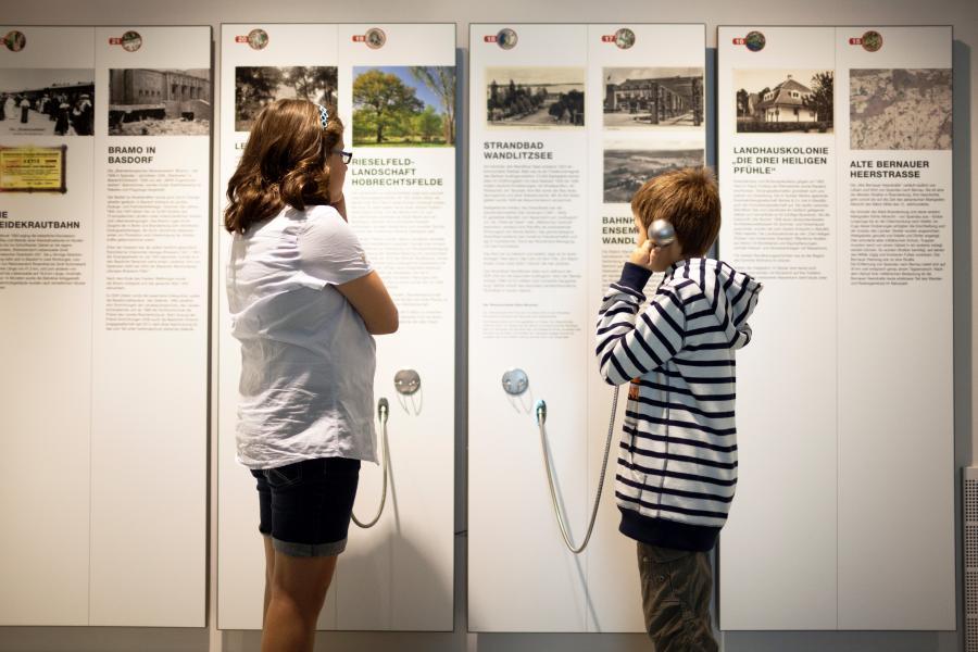Barnim Panorama_interaktive Ausstellung_Foto: Heise