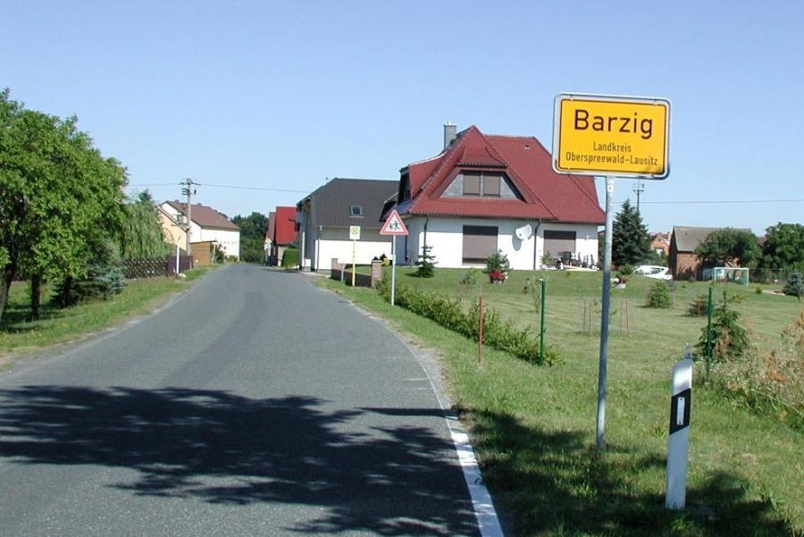 Ortseingang Barzig