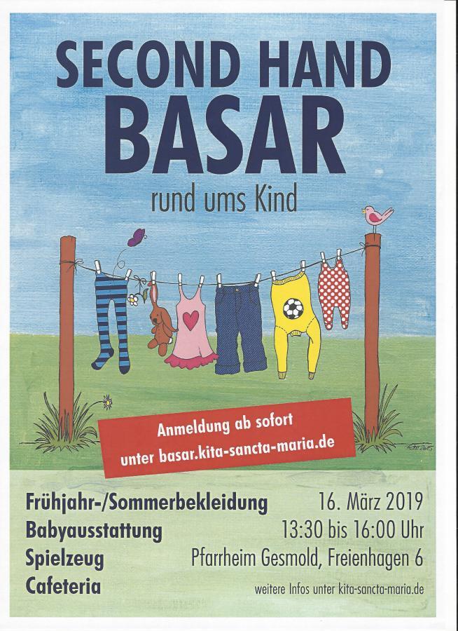 Basar März 2019
