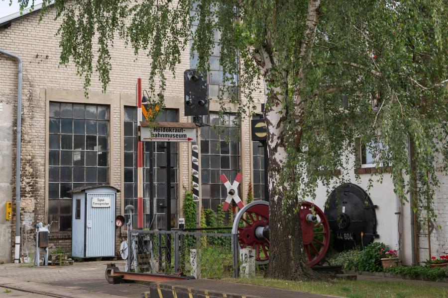 Basdorf Heidekrautmuseum_Foto: L. Weigelt