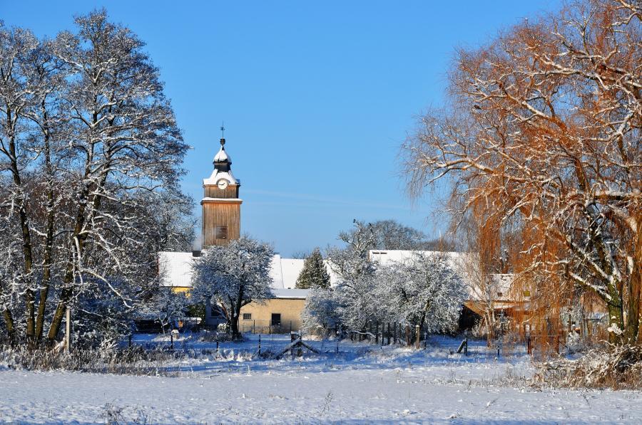 Basdorf Dorfkirche